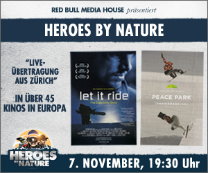 Heroes by Nature- Redbull Eventreihe