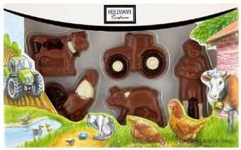 Schokolade für Agrarwissenschaftler