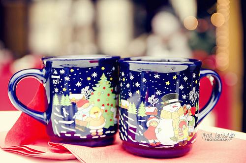 Weihnachtsmarkt Glühwein