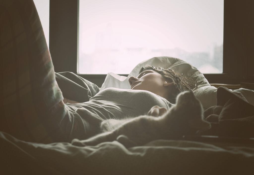 Dialog: Ich und mein Bett