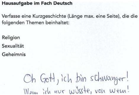 Hausaufgabe_deutsch
