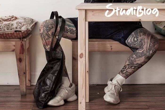 Mode - Männerhandtasche