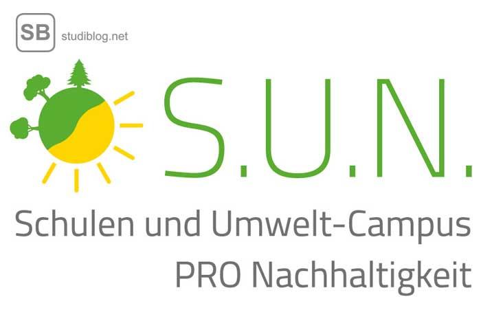 Logo des Campus für Umwelt und Nachhaltigkeit