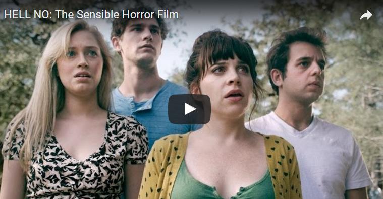Hell No - der erste Horrorfilm ohne dämliche Entscheidungen