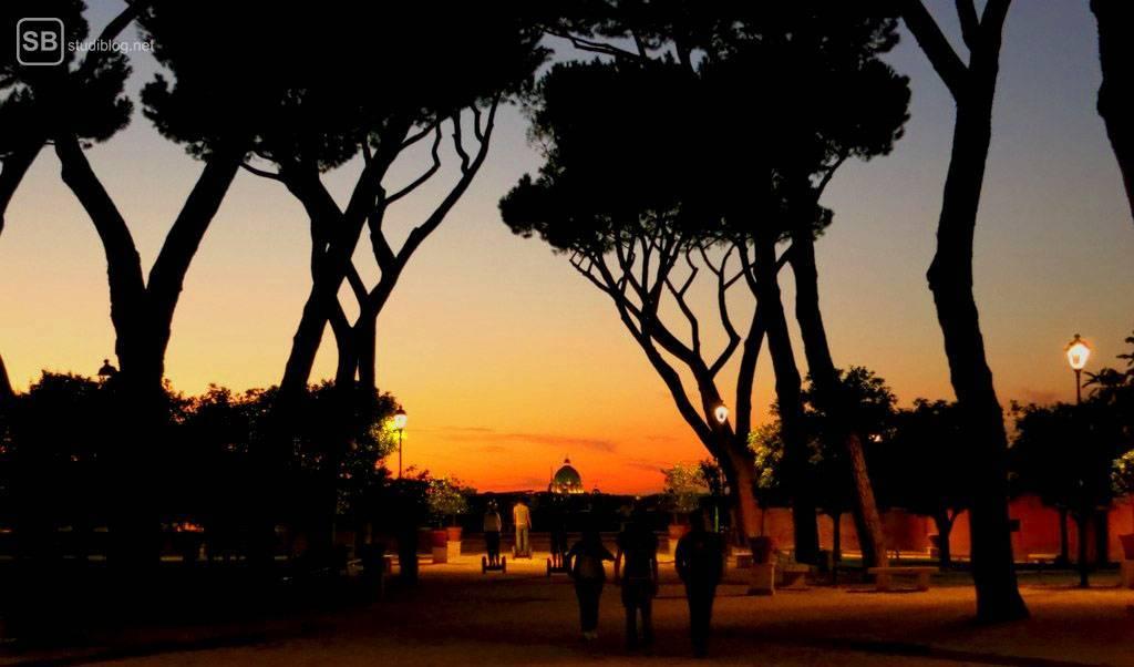Reise-Tipps: 5 Orte in Rom, die du besuchen solltest: Orangengarten