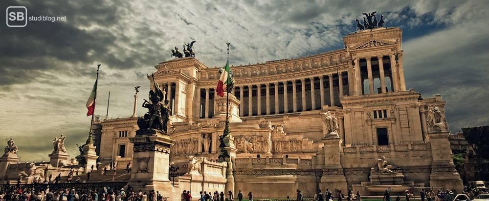 Reise-Tipps: 5 Orte in Rom, die du besuchen solltest: Monumento Nazionale a Vittorio Emanuele II