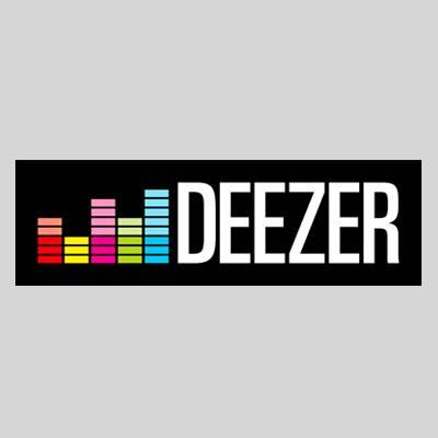 Deezer Logo auf studiblog