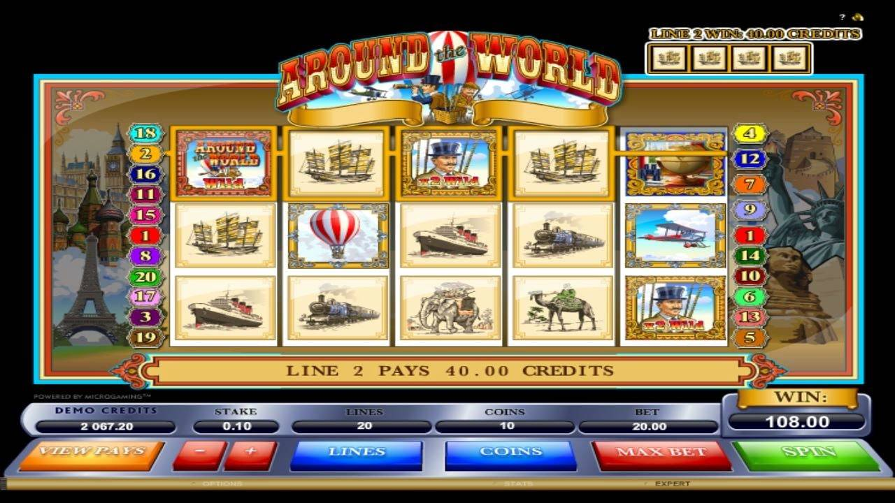 Online Casino: Slot Machine Spiel