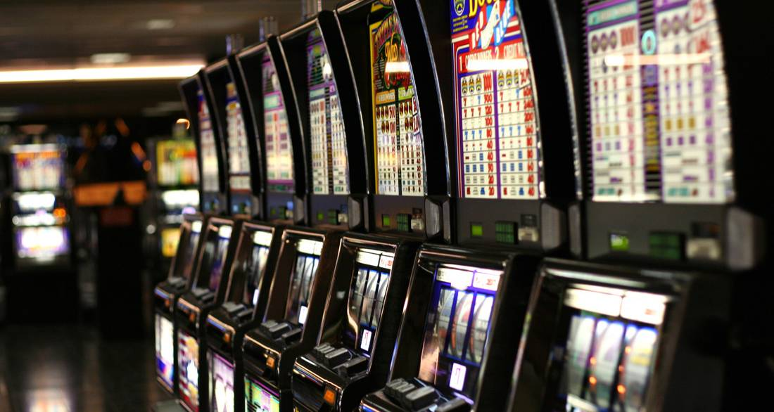 Online Casino: Slot Machines