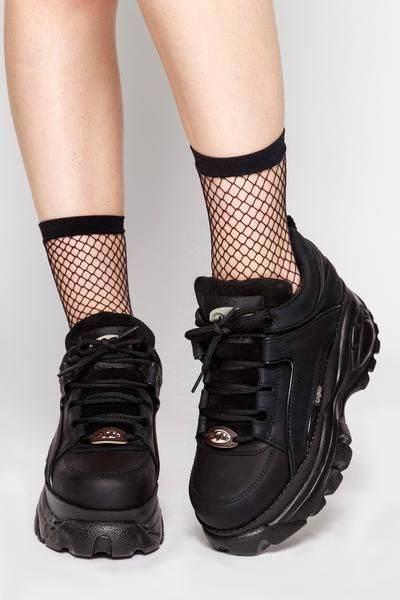 Trend der 90er: Buffalo Plateau-Schuhe