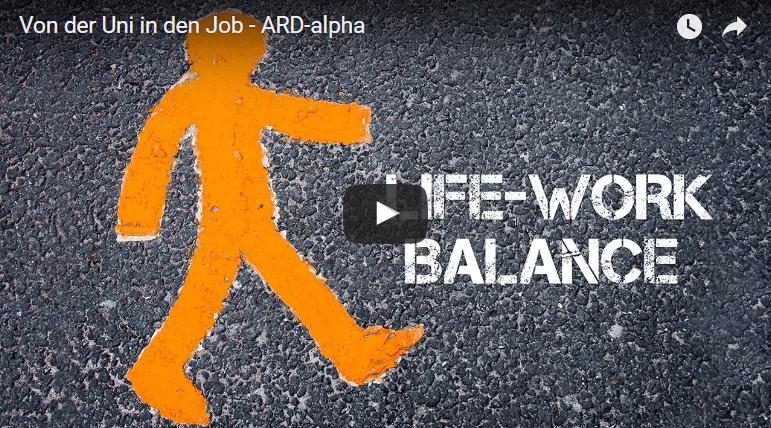 Arbeitssuche der Generation Y: Von der Uni in den Job | Die richtige Work-Life-Balance finden