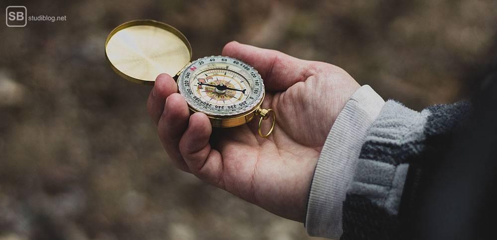 Kompass für die Bürokratie an Unis und Hochschulen