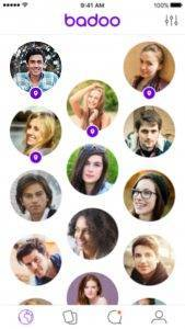 Online-Dating: Badoo Umgebungsfilter