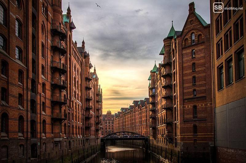 Städte-Trip Top 3: Deutschland, Hamburg: Speicherstadt