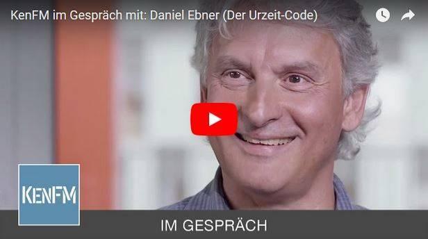 Interview mit Daniel Ebner zum Thema Urzeit-Code als Alternative zur Genforschung