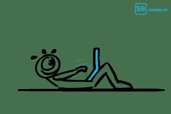 Kamasutra des Lernens - der Nackenbrecher