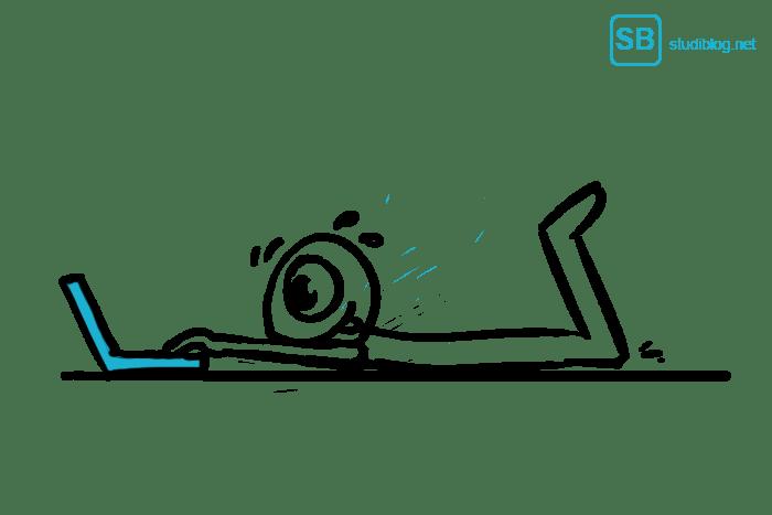 Kamasutra des Lernens - der liegende Lurch
