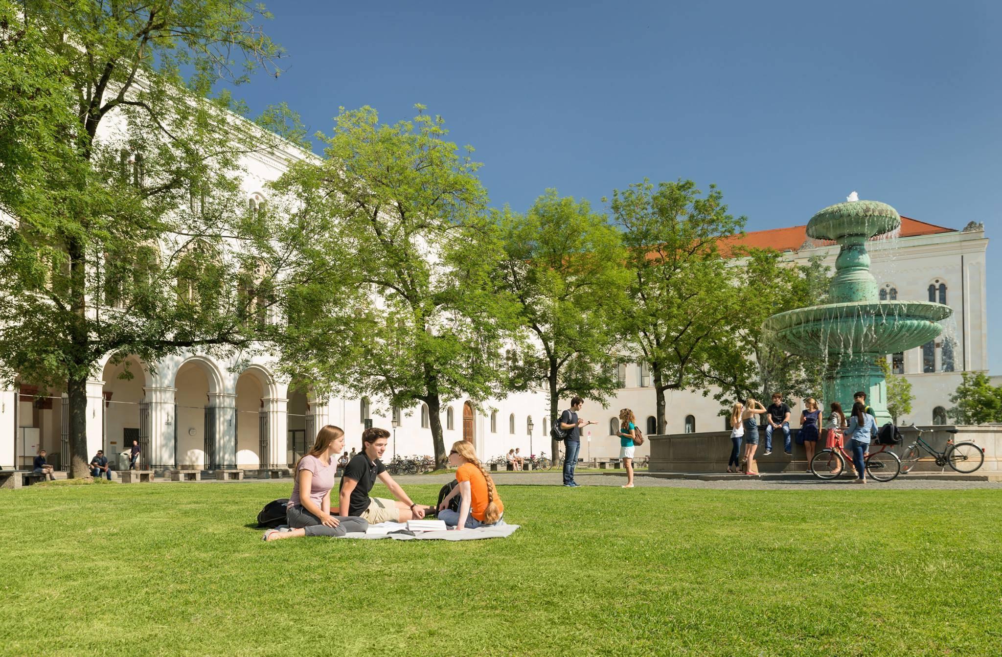 LMU München Medizin studieren