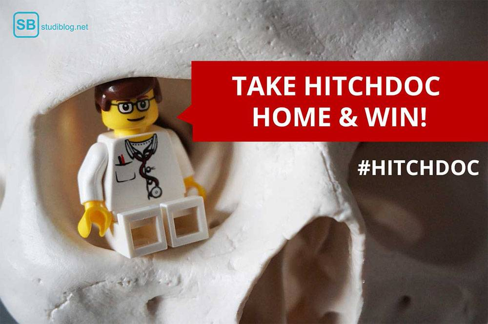 Hitchdoc: Take the lego medical companion home and win