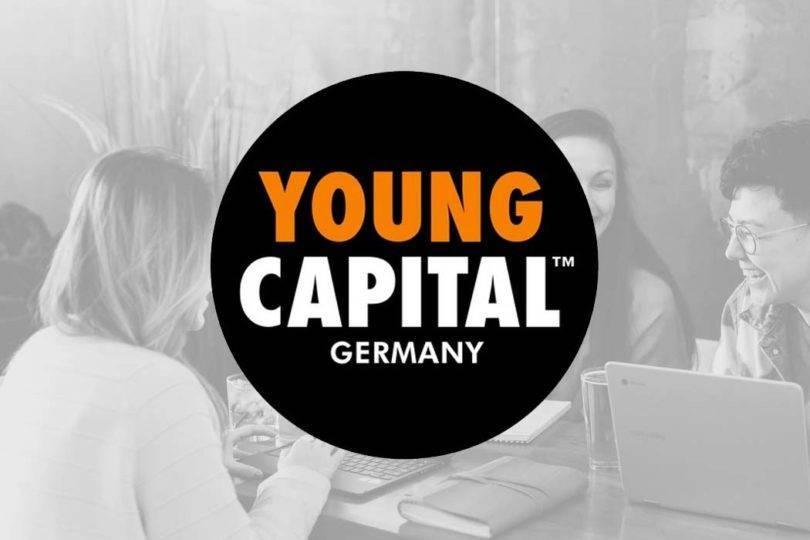 Young Capital Logo auf StudiBlog