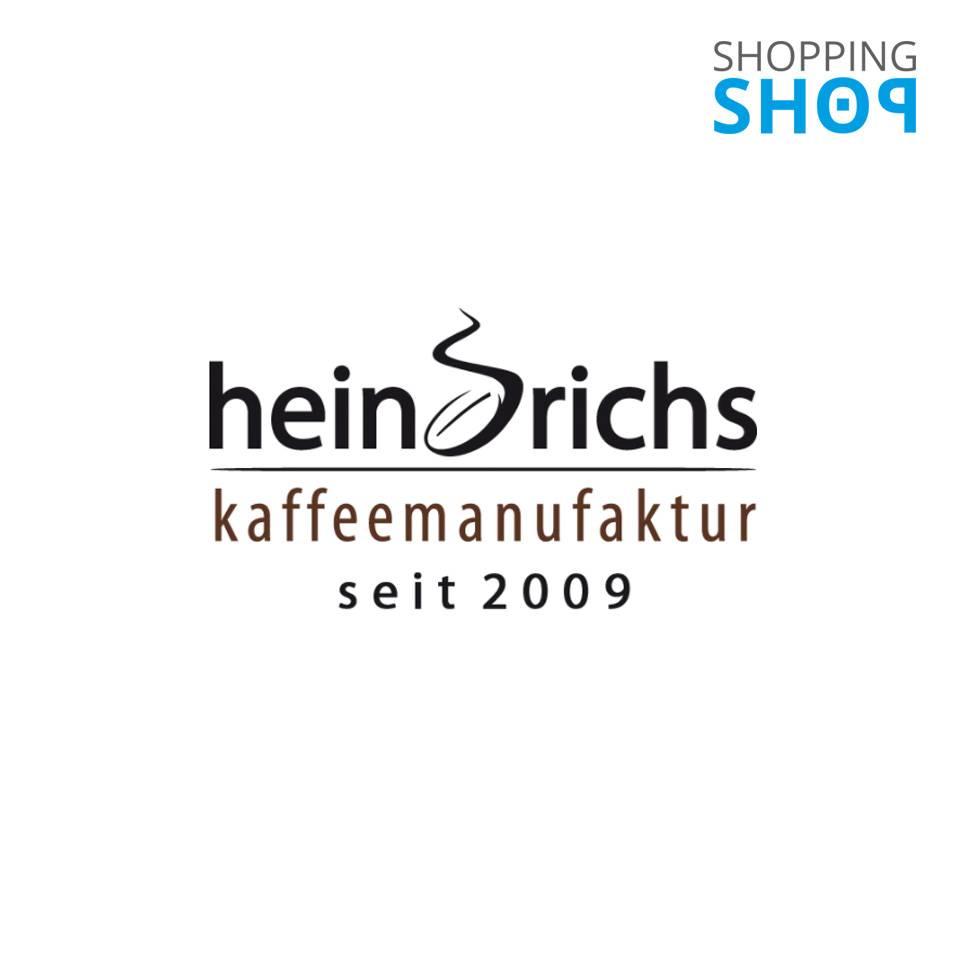 heinrichs kaffemanufaktur logo auf studiblog