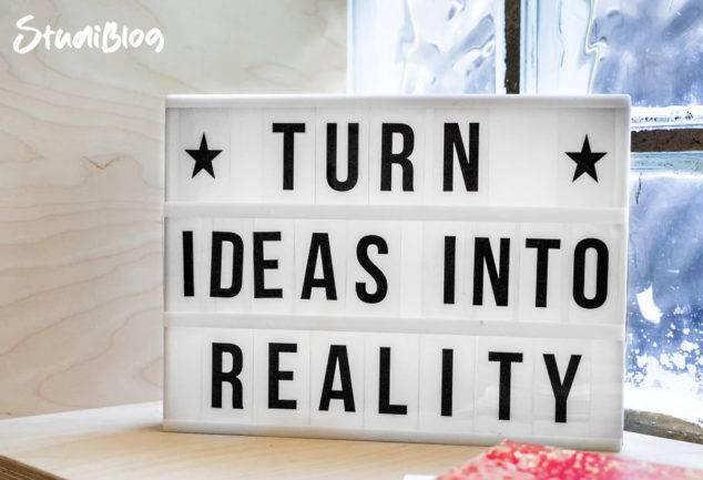 Gründen als Student - Turn Ideas into Reality