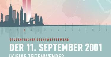 Essaywettbewerb zum Thema 11. September 2001
