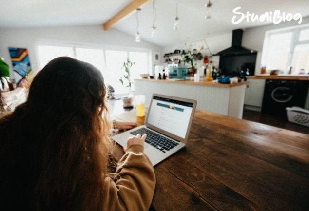 Studium daheim - StudiBlog