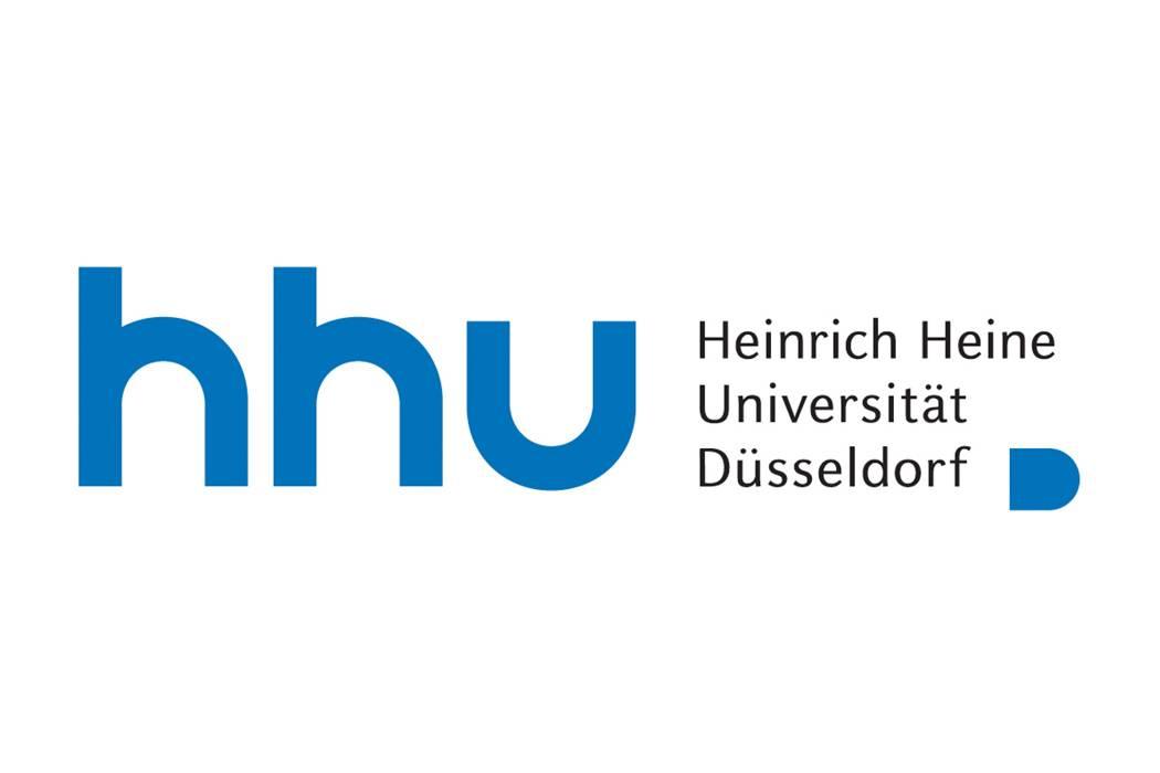 Logo HHU Düsseldorf auf StudiBlog